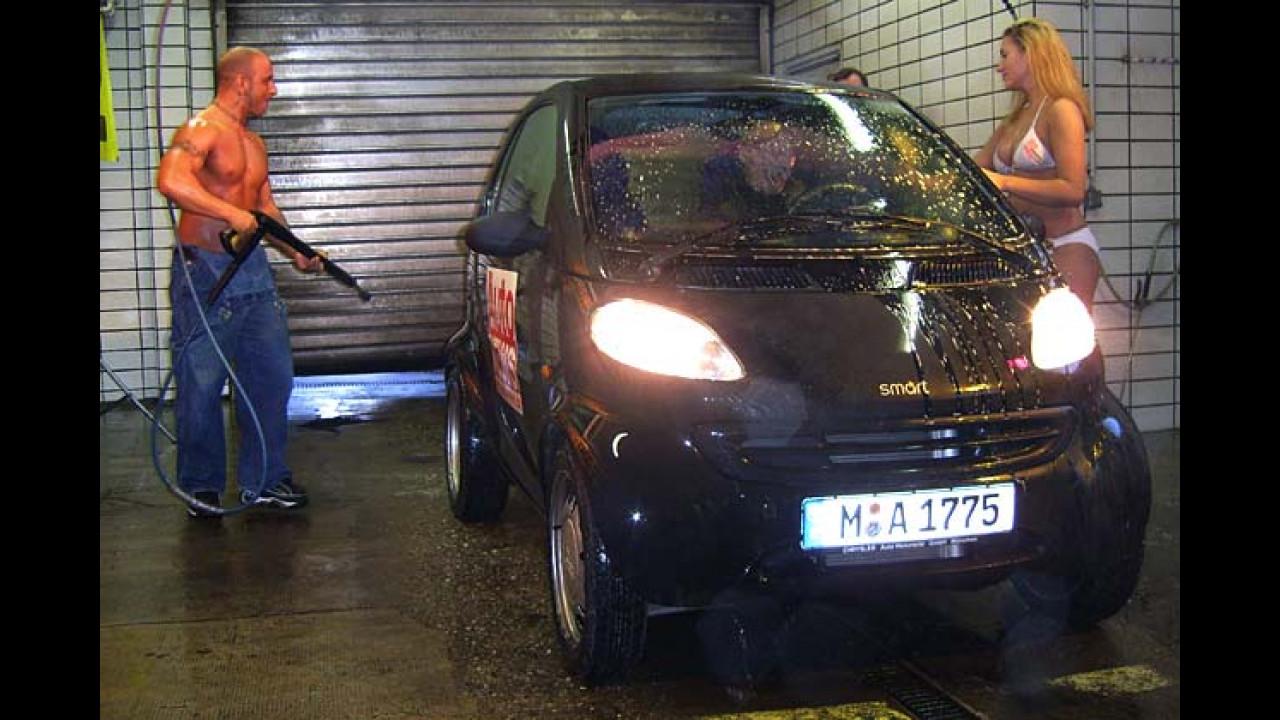 Hot Carwash