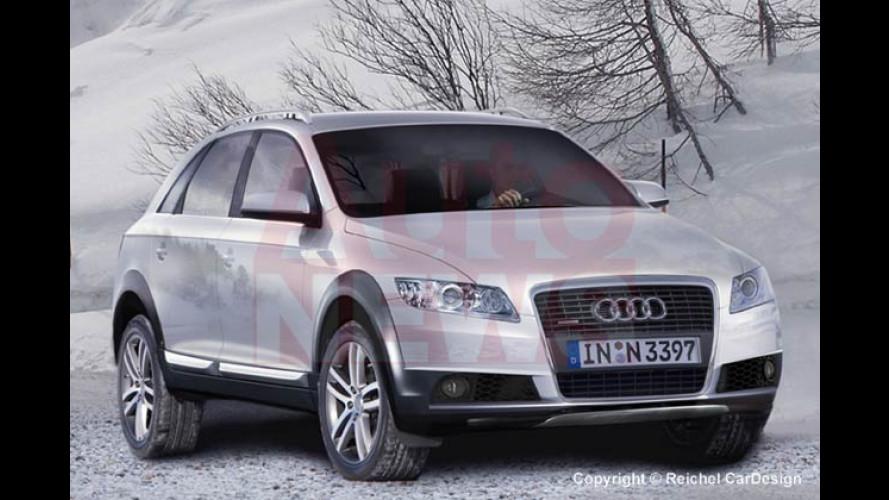 Entscheidung gefallen: Audi wird bereits 2008 den Q5 bauen