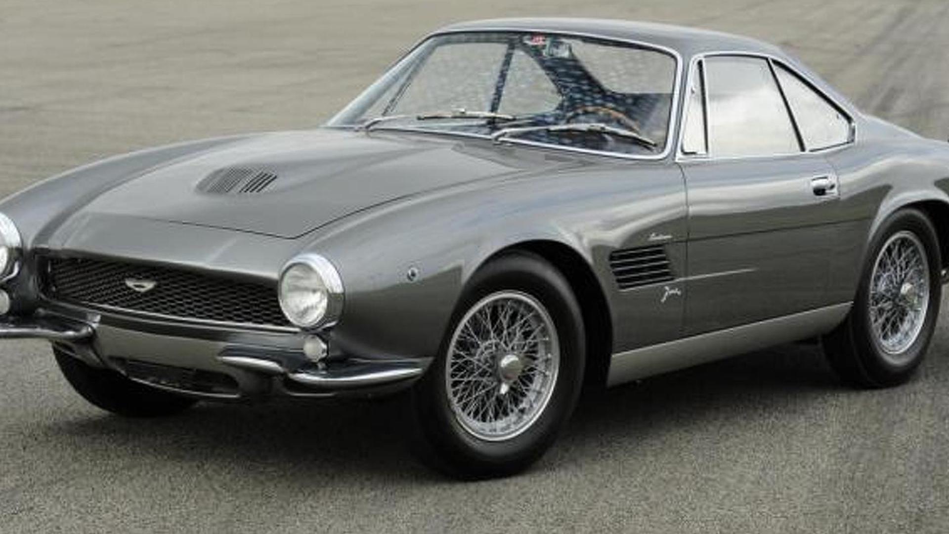1960 Aston Martin Db4 Gt Bertone Jet Sold For 4 9m Usd