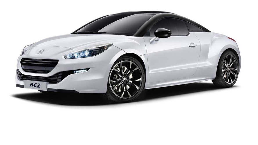 Peugeot RCZ Magnetic Edition announced