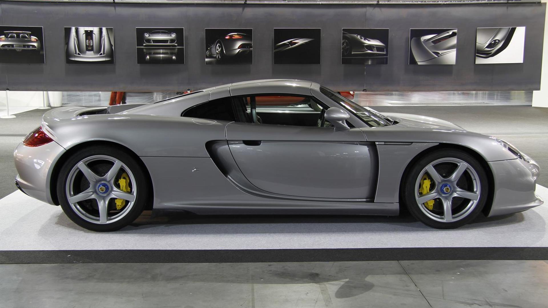 Porsche Carrera Gt Receives Zagato Treatment Videos
