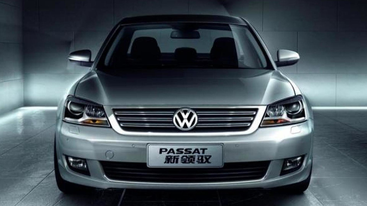 2010 Volkswagen Passat (China-spec)