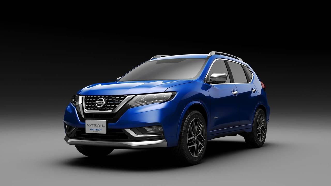 Nissan X-Trail Autech Concept