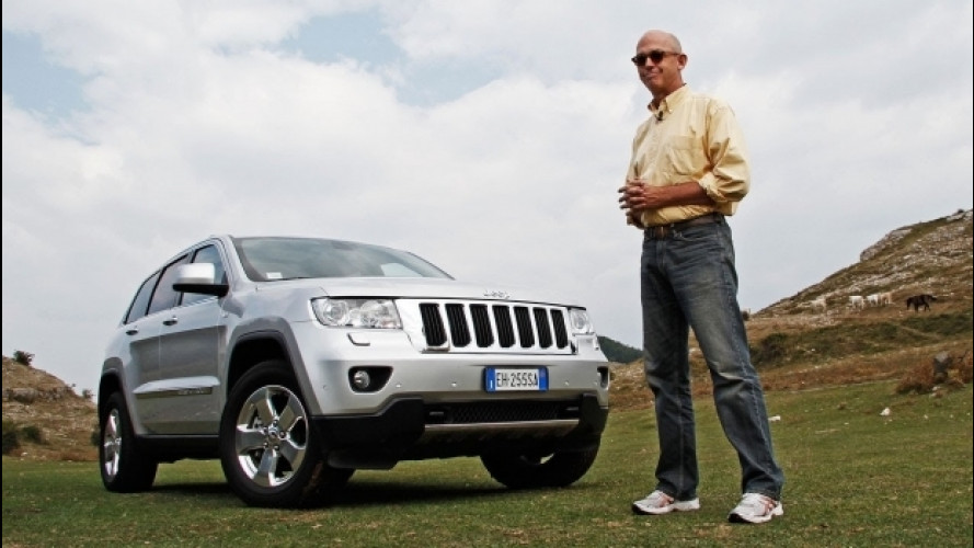 Jeep Grand Cherokee Unlimited, la prova di Matt [VIDEO]