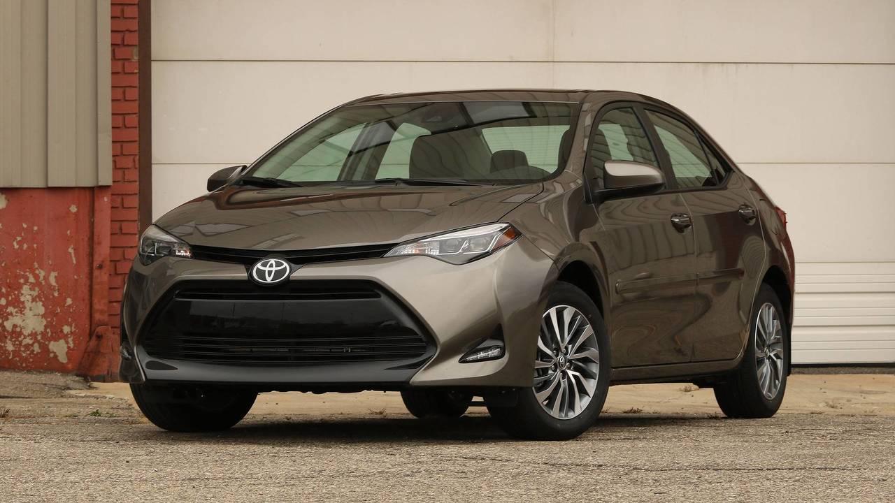 1. Small Cars: Toyota Corolla