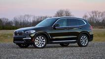 2018 bmw x3 ratings review