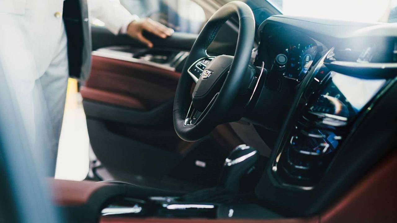 Cadillac CTS V-Sport Moreno Red Edition