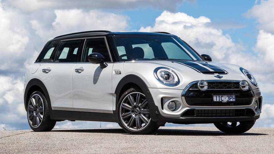 Mini Clubman Masterpiece Edition For Australia Has Pompous Name