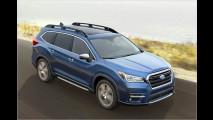 Das ist der neue Subaru Ascent