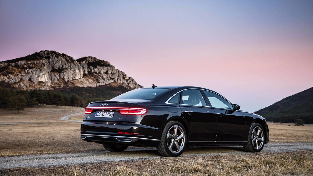 Essai Audi A8 (2018)