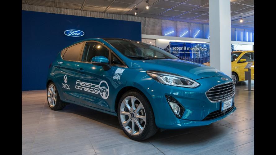 Ford Fiesta, una