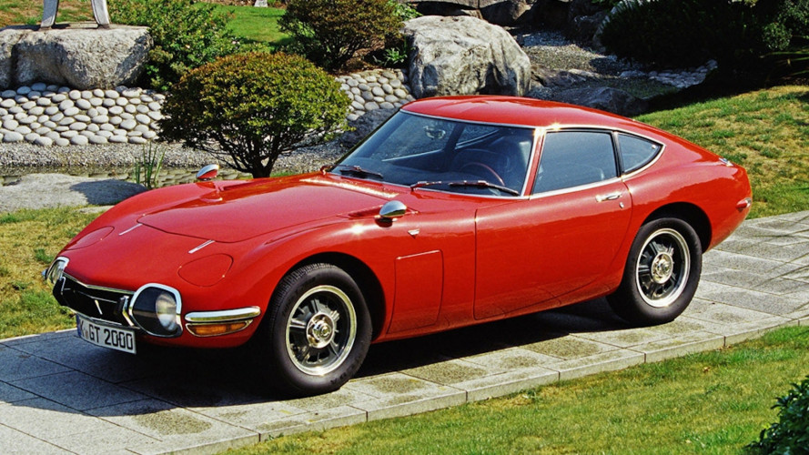 Toyota 2000GT, la giapponese sexy