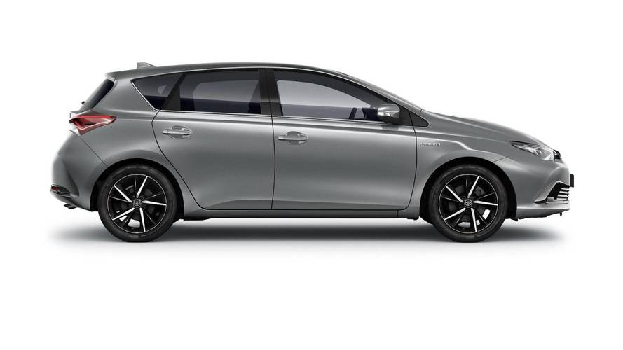 Toyota Auris 2018 gris