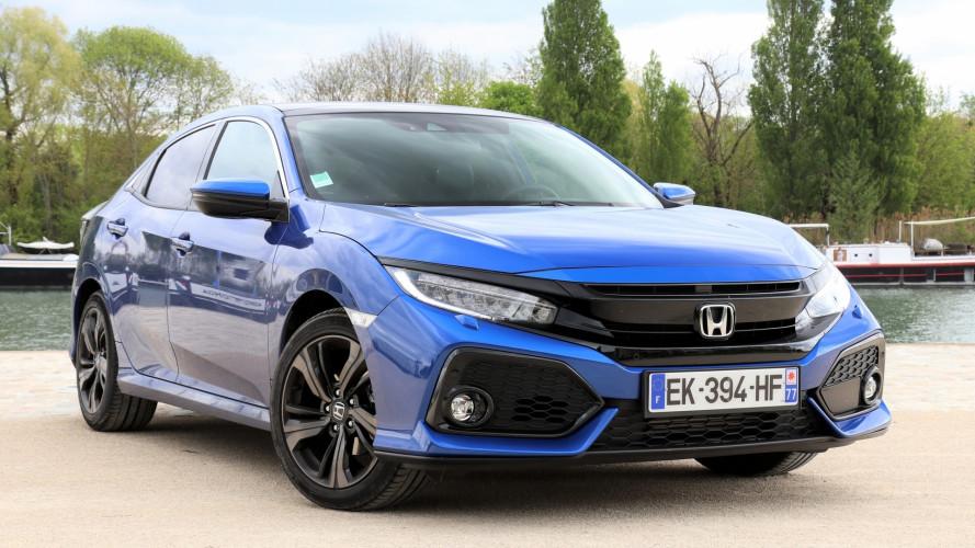 Honda Civic, in arrivo il 1.6 diesel i-DTEC aggiornato