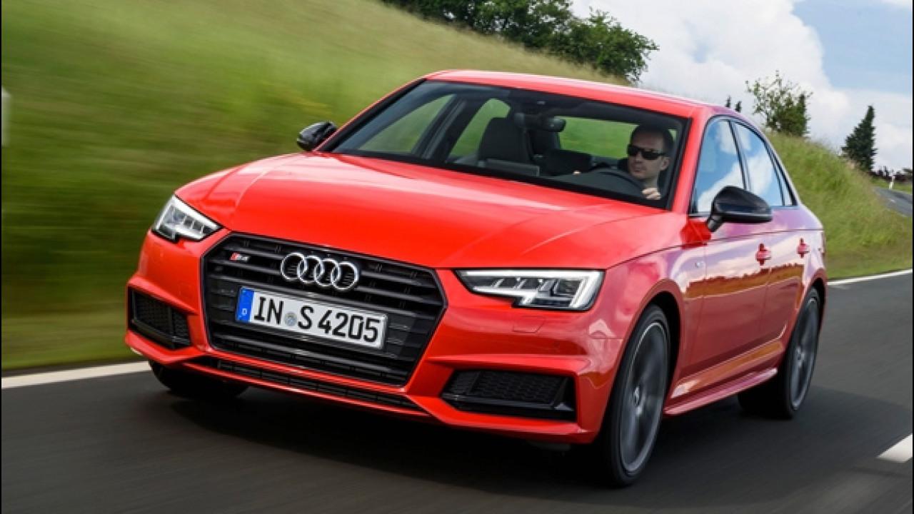 [Copertina] - Nuova Audi S4: sportività da viaggio, comfort inaspettato