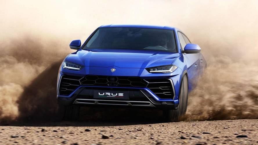 Lamborghini Promises To Race The Urus Super Suv