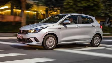 Fiat Argo em terceiro é destaque nas vendas da 1ª quinzena de fevereiro
