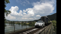 Land Rover Discovery Sport, come una locomotiva