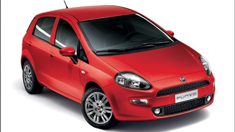Fiat Punto, prezzi da 17.500 euro per la nuova Diesel Euro 6