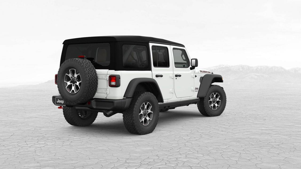 Most Expensive 2018 Jeep Wrangler Jl Costs 57 310