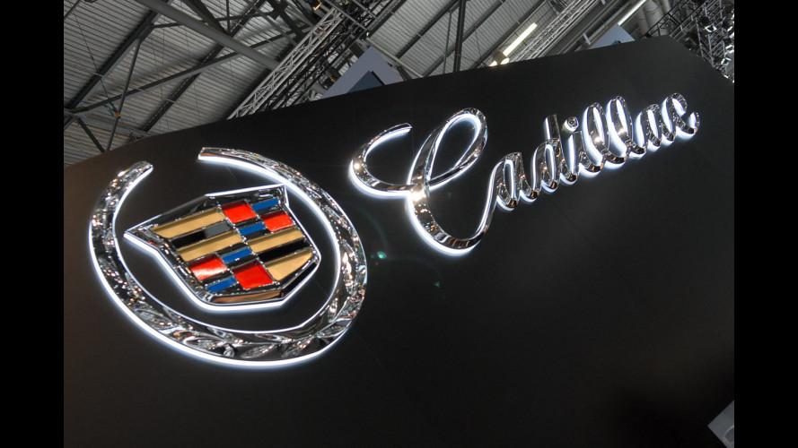 Cadillac al Salone di Ginevra 2011