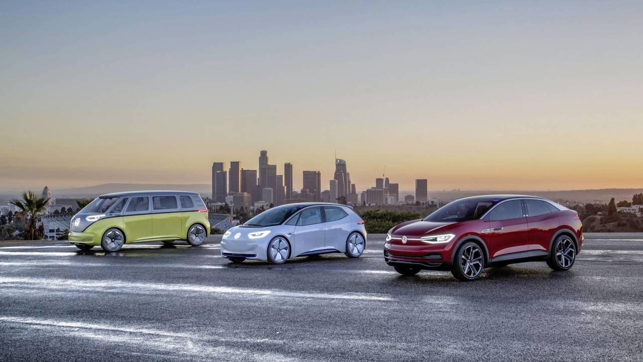 Volkswagen ID család