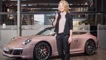 2018 Porsche 911 Carrera 4 GTS Cabrio
