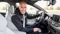 Zinédine Zidane (Coach) - Audi RS 6 Avant Performance