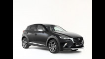 Mazda CX-3, una limited edition con Pollini