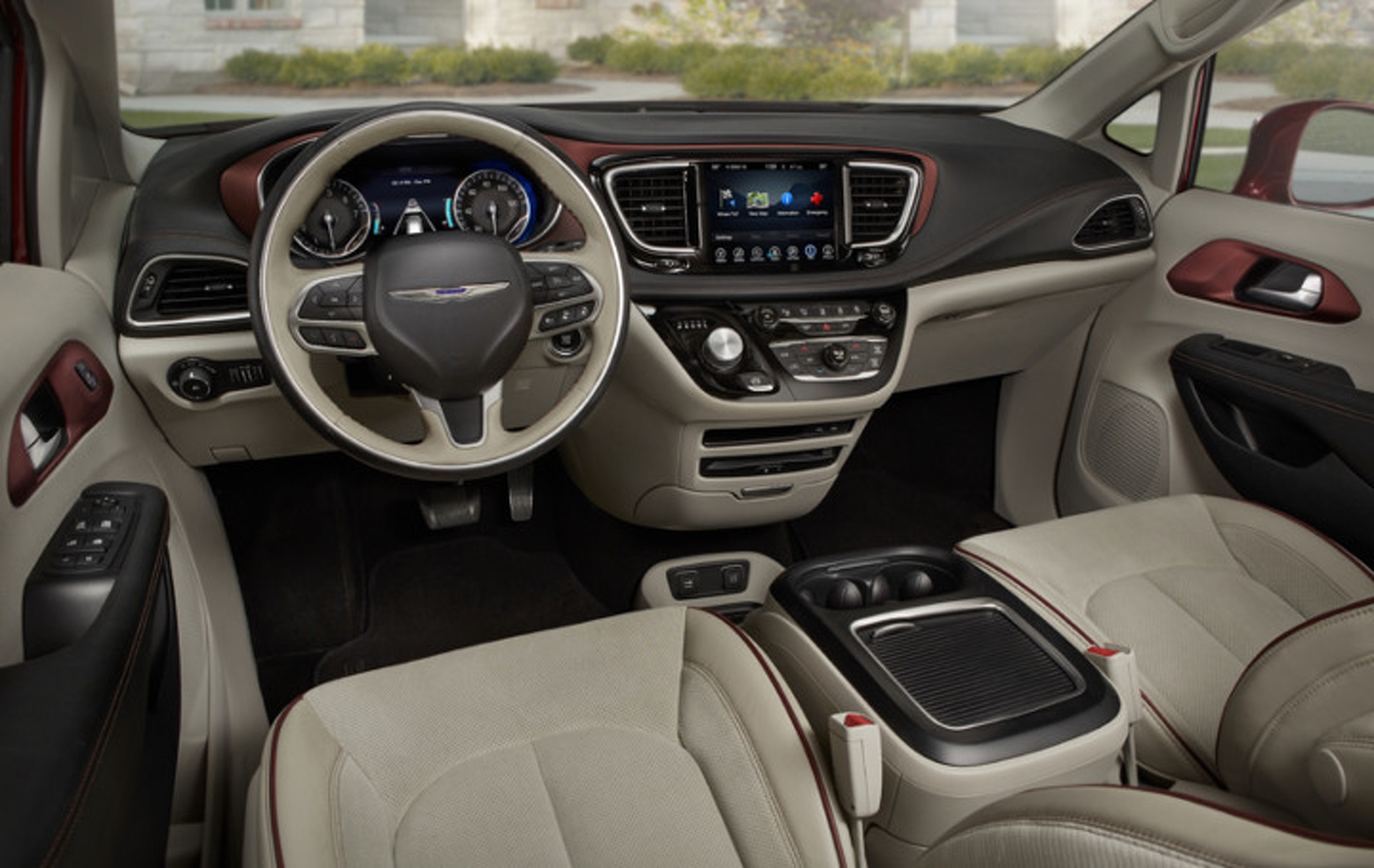 Pacifica Is How Chrysler Says Town Country In 2017