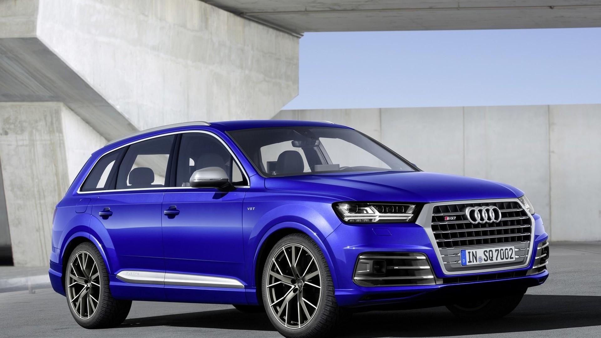Audi Sq7 Usa Release >> Diesel Duel Audi Sq7 Versus Porsche Panamera 4s In Drag Race