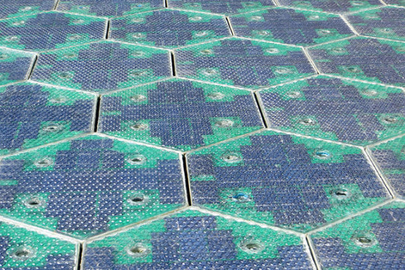 Is the U.S. Ready For Solar Panel-Equipped Roads?