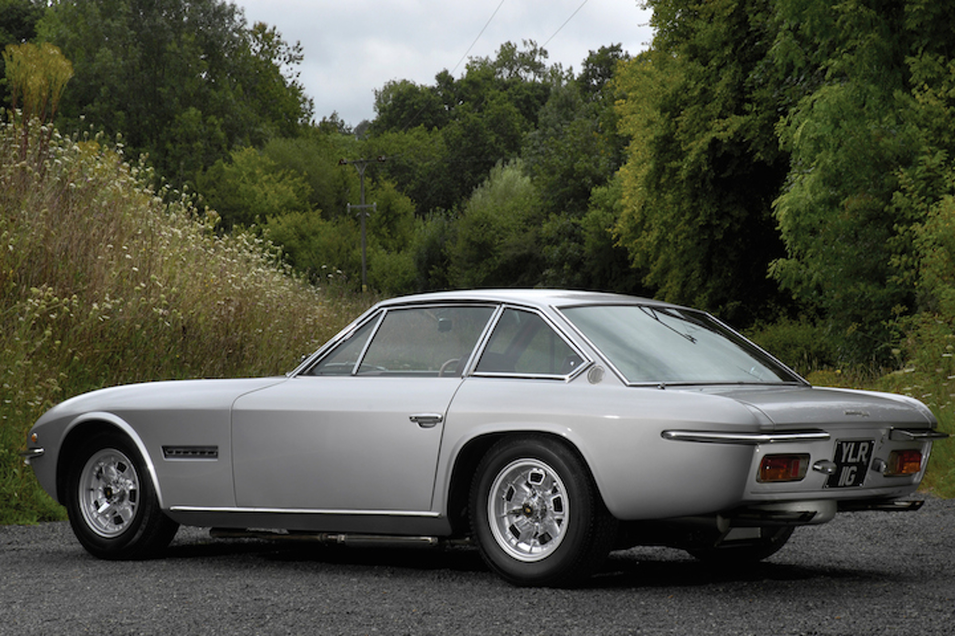 Lamborghini Islero S: uno de los favoritos de Ferruccio