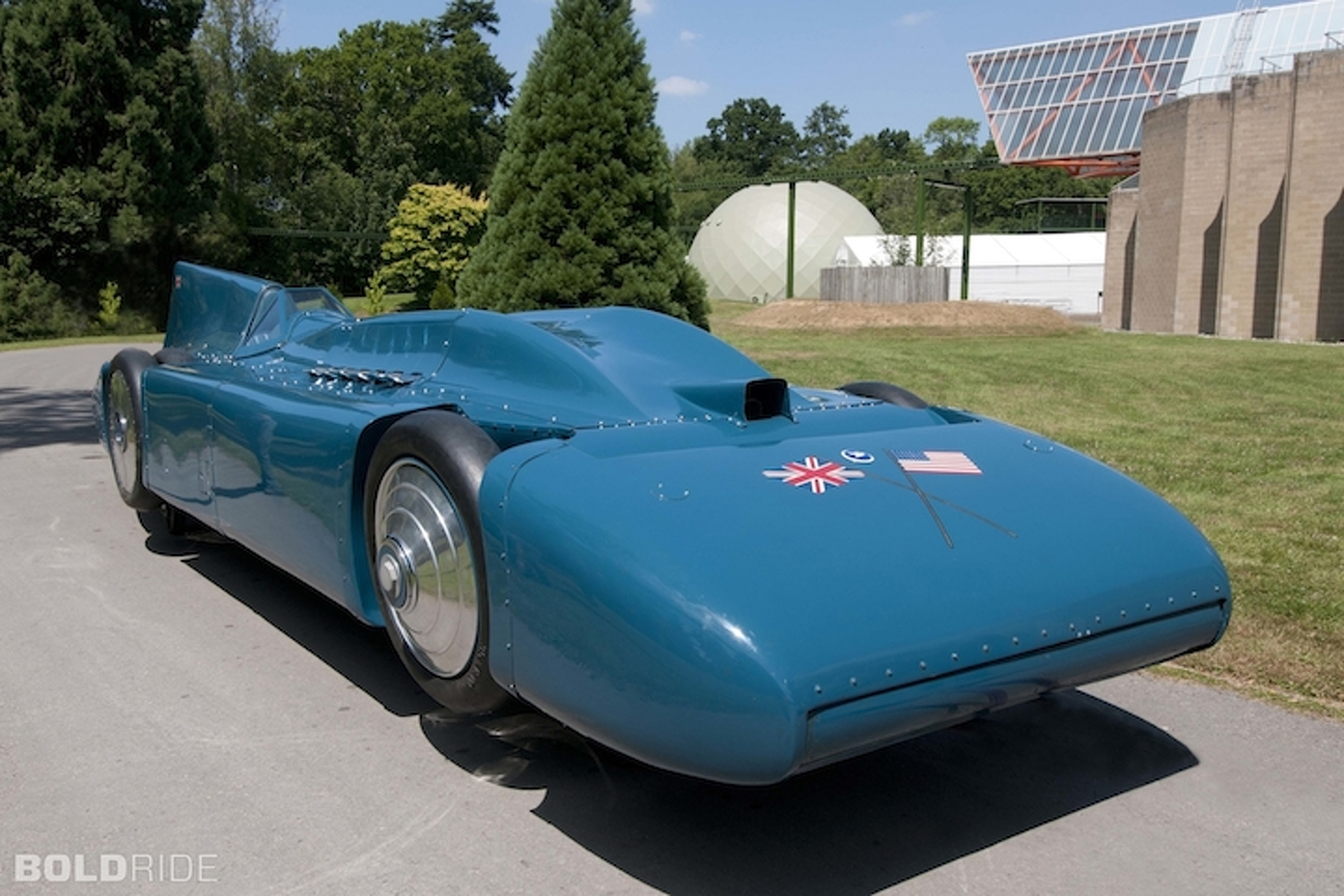 1933 Blue Bird V: Sir Malcolm's Final Hurrah