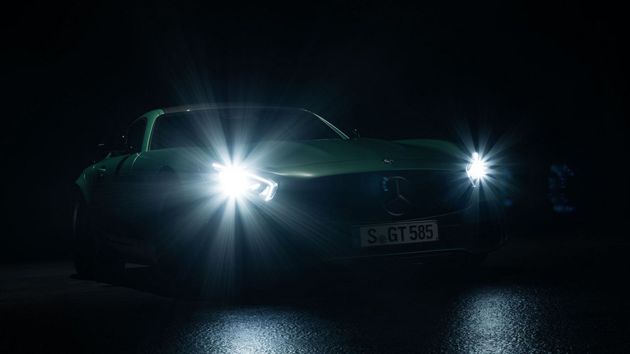 Mercedes-AMG GT R teased before Goodwood debut