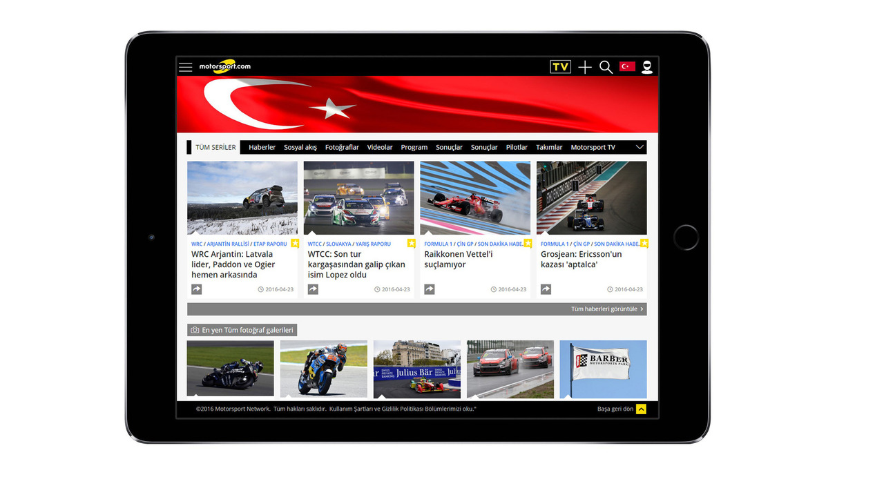 Motorsport.com Turkey