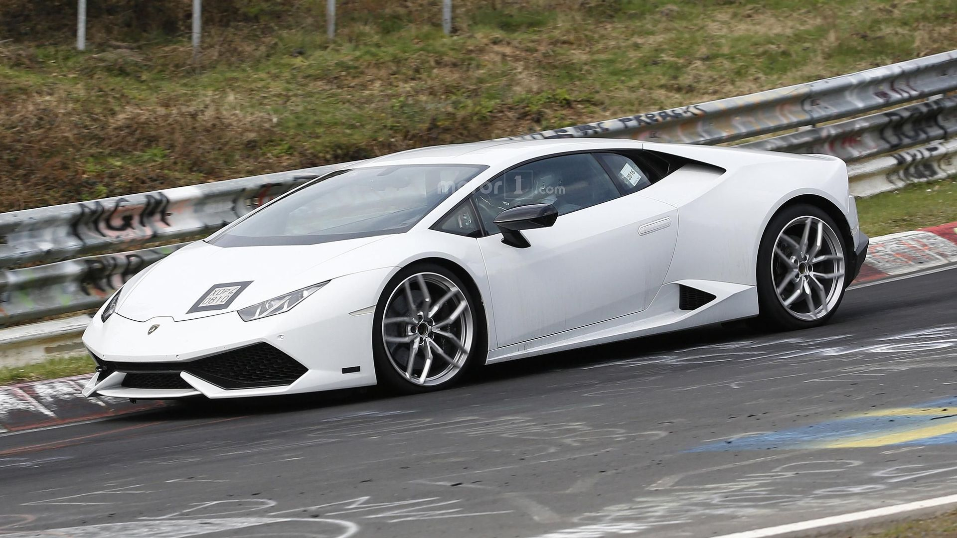How fast does the fastest lamborghini go