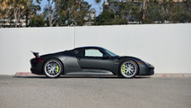 2015 Porsche 918 Spyder Weissach auction