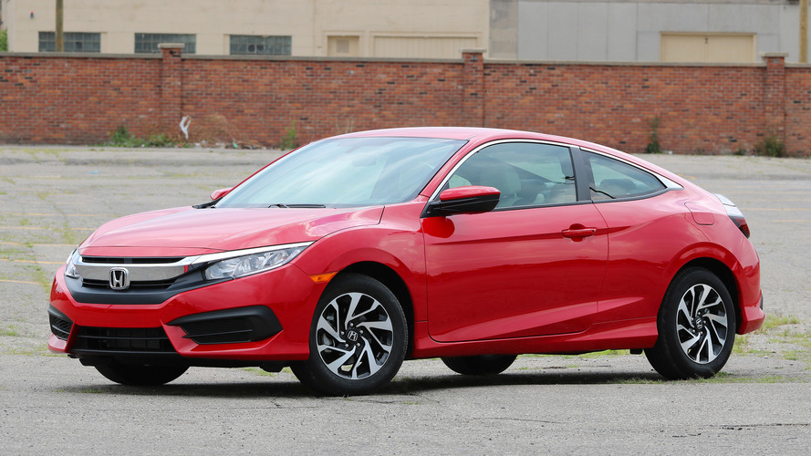 Review 2016 Honda Civic LX Coupe