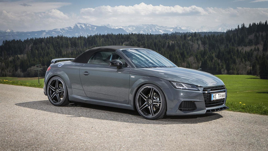ABT tunes the Audi TT Roadster to 310 PS