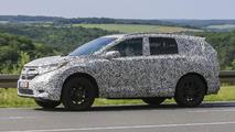2018 Honda CR-V spy photo