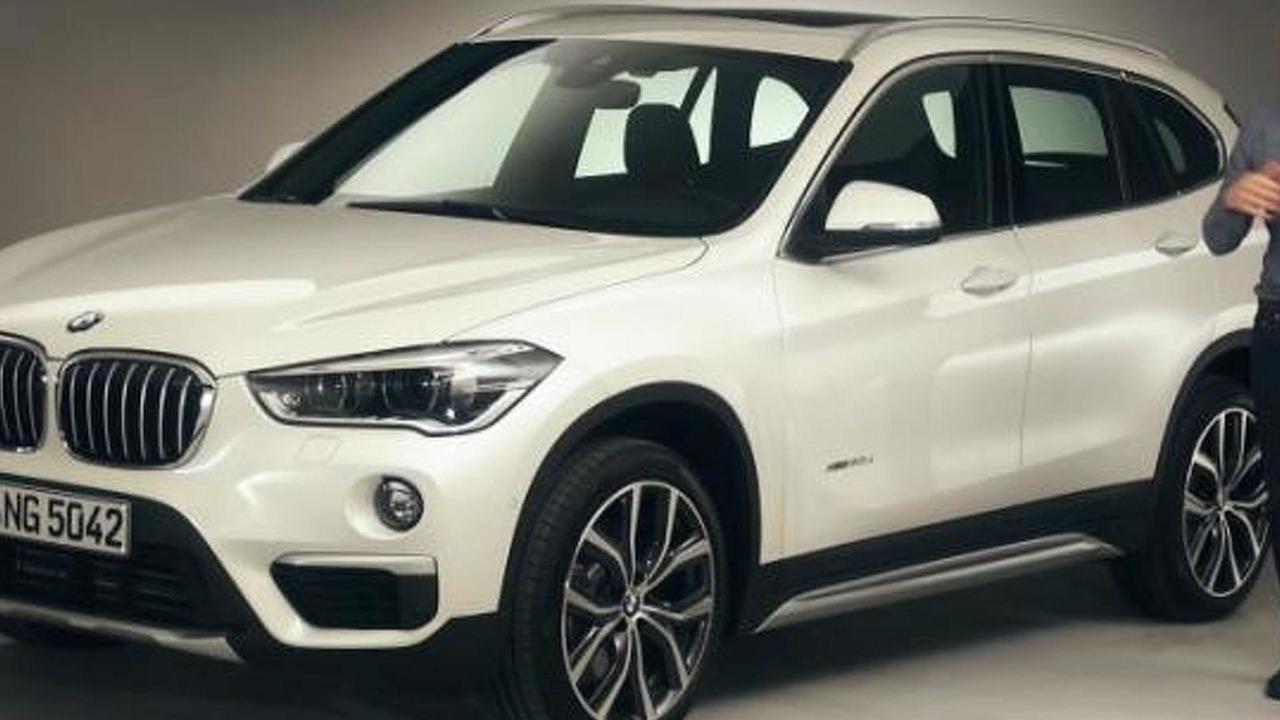 BMW X1 walkaround video
