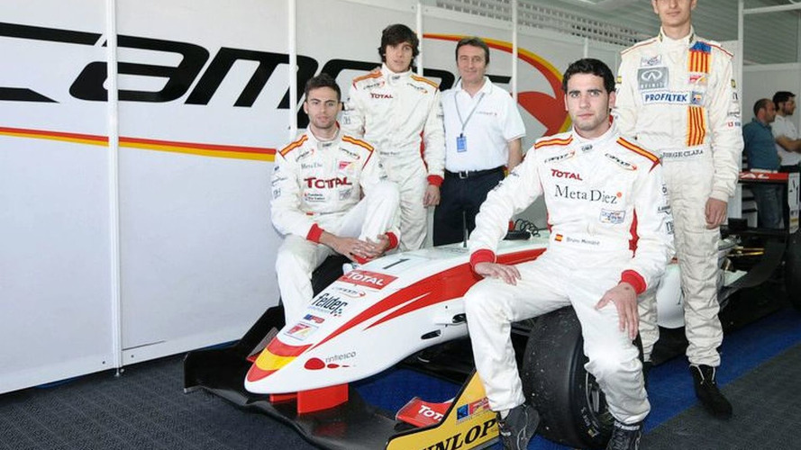 Campos given more time to pay Dallara EUR4m