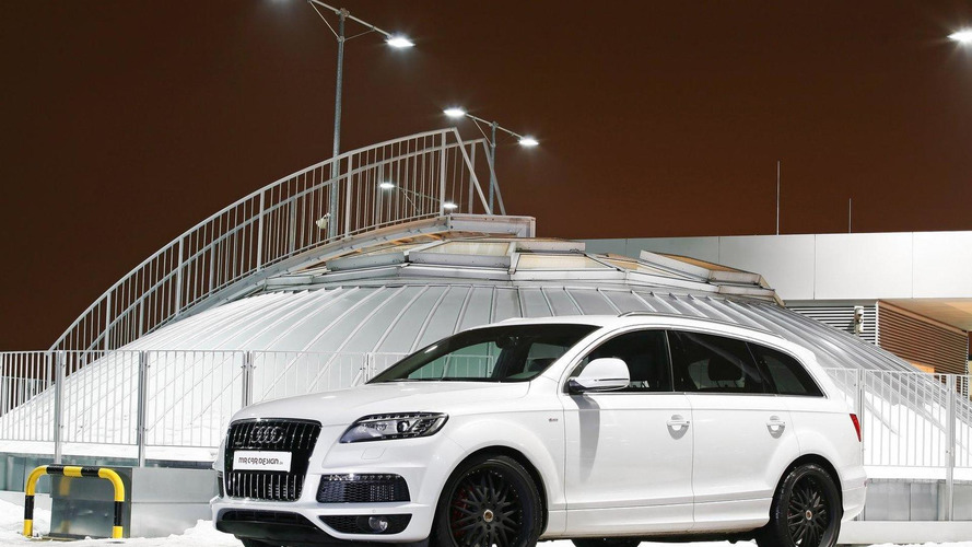 Audi Q7 by MR Car Design