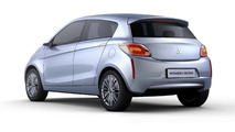 Mitsubishi e-compact Concept Global Small 18.01.2011