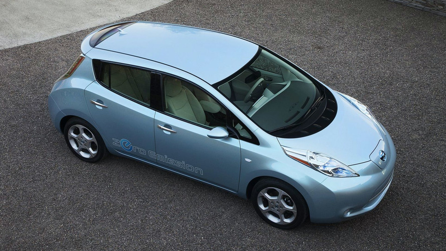 Nissan Leaf: Demand exceeding supply