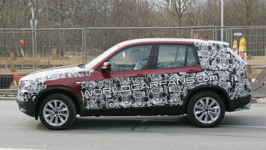 Camouflaged BMW X3 prototype triggers bomb scare in New York City