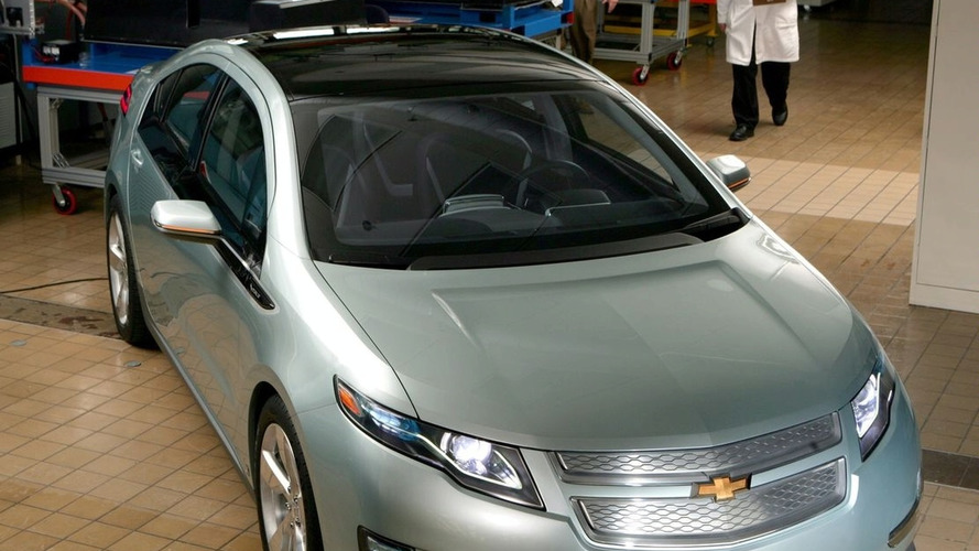 Chevrolet Volt gets 60 MPG EPA rating