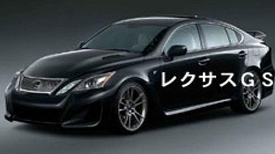 New Lexus GS-F to Receive LFA's V10 Engine - report