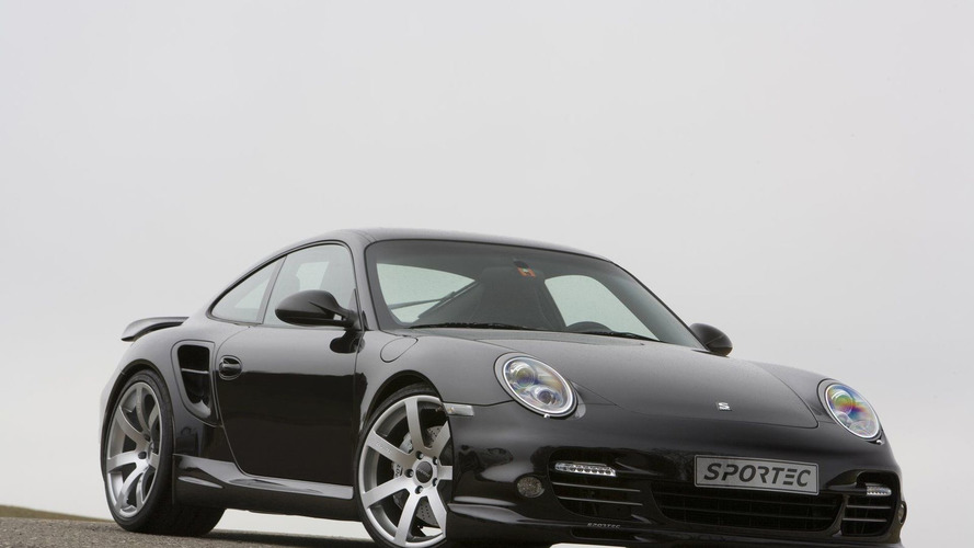 Sportec Updates SP580 Program for 997 Turbo Facelift